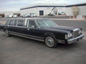 1988 limo